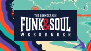 Funk and Soul Weekender Logo