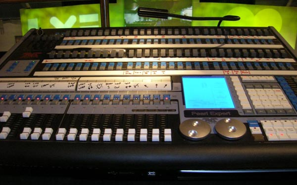 Services - Mixing Desk